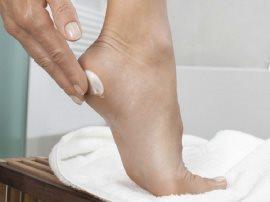Lacreme feet