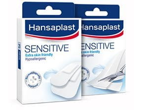 Hansaplast Sensitive Plaster